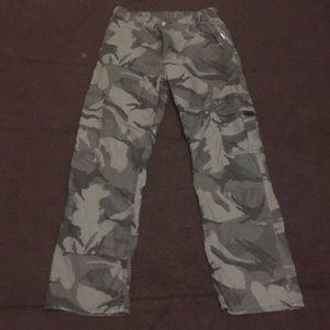 Boys Wrangler Camo adjustable waist jeans 14 slim